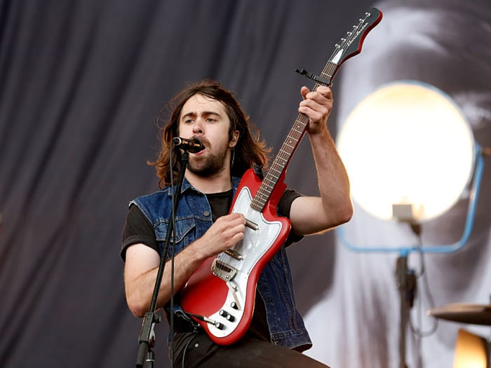 The Vaccines (GettyImages , Simone Joyner)