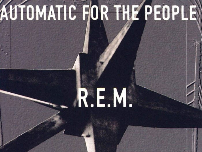 "עטיפת ""Automatic for the People"" של R.E.M (יח""צ)"