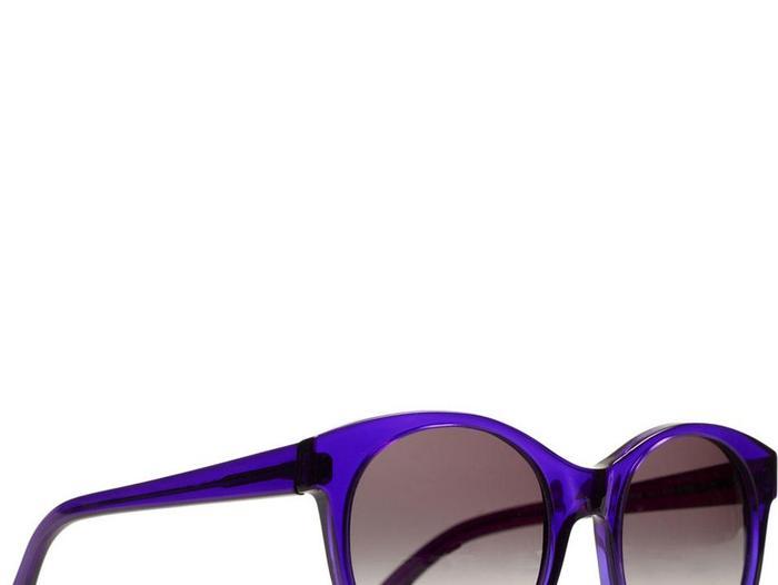 האופנה האופנתית משקפי שמש: מה מציעים מותגי היוקרה לקיץ 2013? - וואלה! אופנה UZ-62