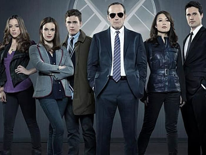 "מתוך ""Marvel's Agents of S.H.I.E.L.D"" (יח""צ)"