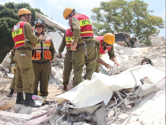 רעידת אדמה בישראל: אלפי הרוגים, 150 א' עקורים: תרחיש האימים של רעידת אדמה