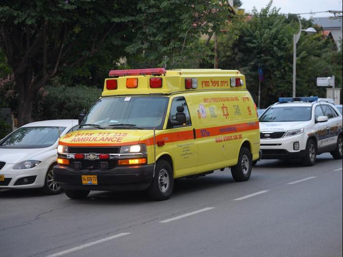 כולם חדשים הרוגה וארבעה פצועים בתאונת דרכים בצומת ערערה שבנגב - וואלה! חדשות KY-78
