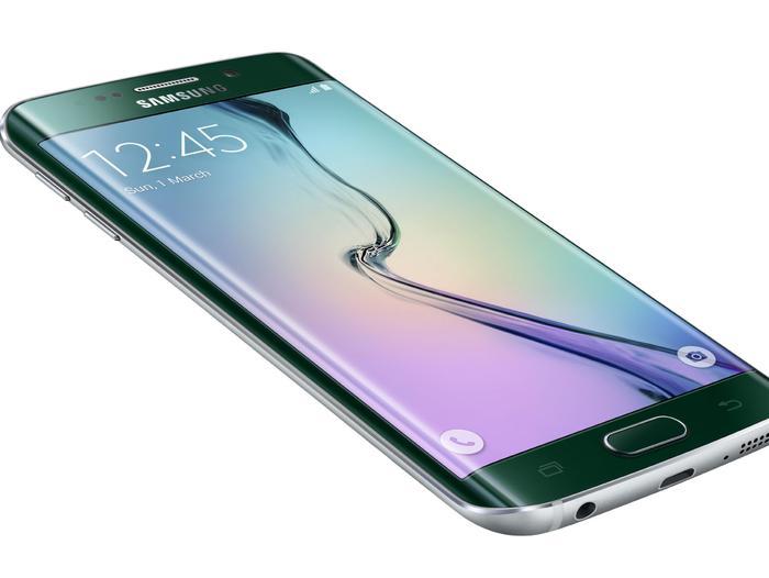מגה וברק ביקורת: Samsung Galaxy S6 Edge - וואלה! TECH AX-09