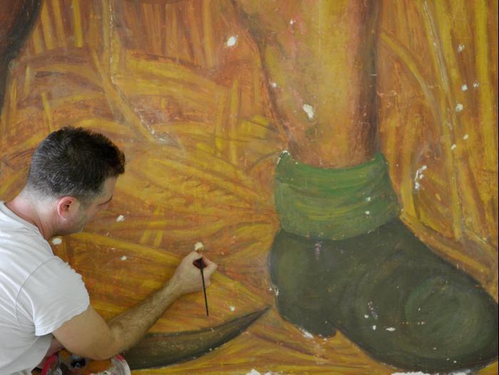 Image result for קיבוצים בישראל צייר