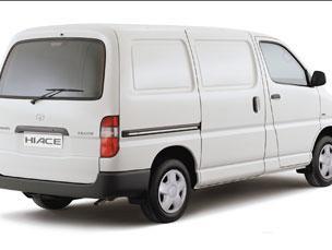מעולה טויוטה הייאס TDI 2.5 אוטומטית קצר - וואלה! רכב GM-79
