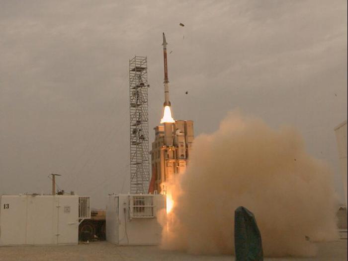 ליירט את האיומים בחלל: כשטילים בליסטיים ישוגרו לעבר ישראל 2593535-46