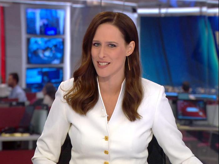 יונית לוי (צילום מסך , מתוך חדשות 12)
