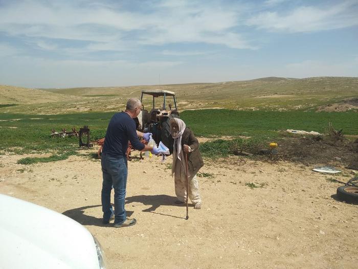 המומחים מזהירים יש חשש שרוב תושבי דיר אל אסד ימותו מקורונה 3001630-46