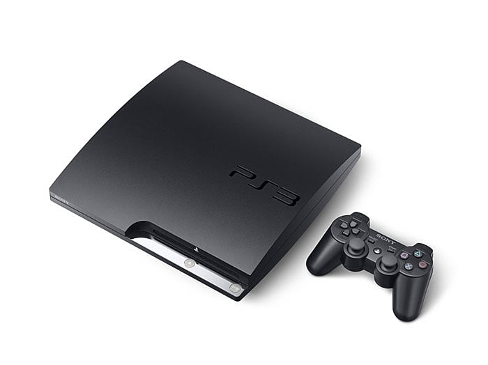 "Sony Playstation 3 Slim (יח""צ , Sony)"
