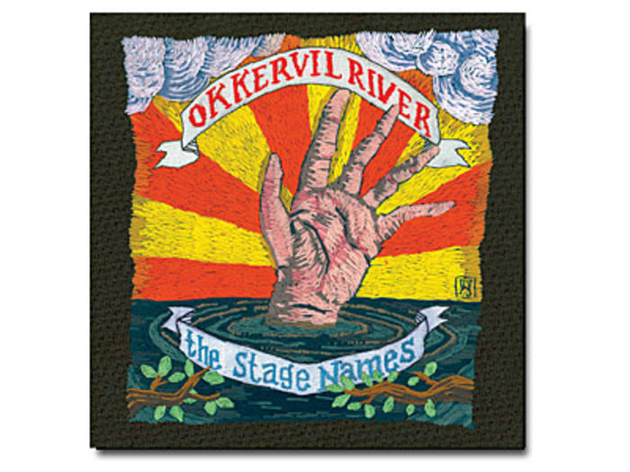 "Okkervil River - The Stage Names (יח""צ)"