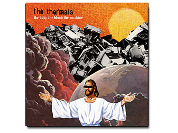 "The Thermals - The Body The Blood The Machine (יח""צ)"