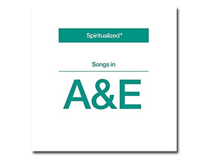 "Spiritualized - Songs in A&E (יח""צ)"