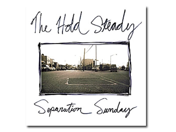 "The Hold Steady - Separation Sunday (יח""צ)"