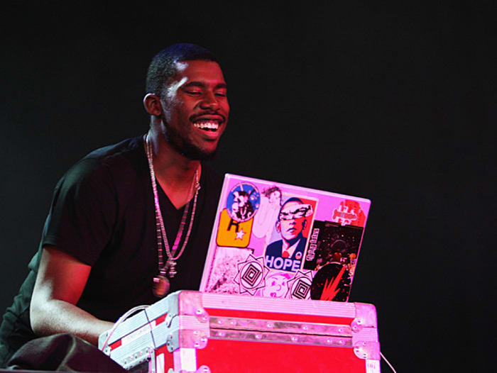 Flying lotus (GettyImages , Bryan Bedder)