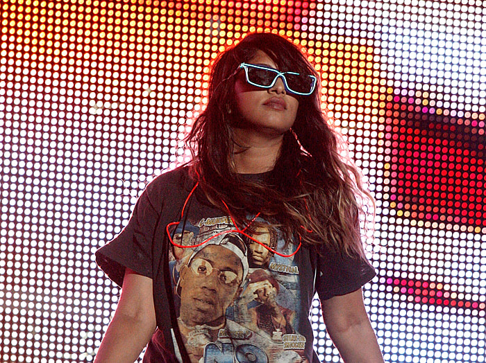 M.I.A. (GettyImages , Kevin Winter)