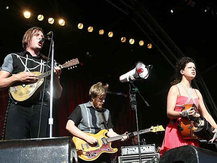 The Arcade Fire (GettyImages)