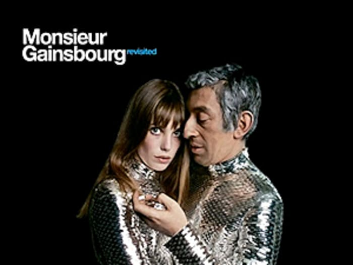 "עטיפת האלבום ""Monsieur Gainsbourg Revisited"" (סריקה)"