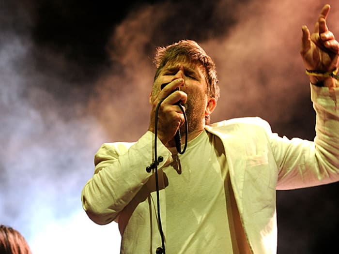LCD Soundsystem (GettyImages)