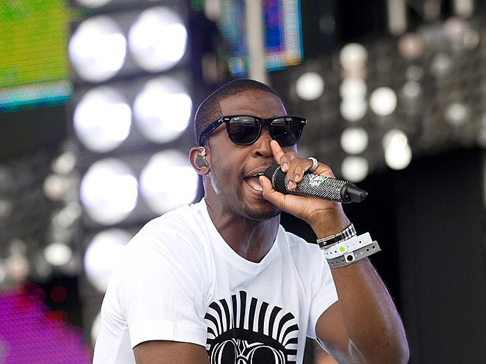 Tinie Tempah (GettyImages , Gareth Cattermole)