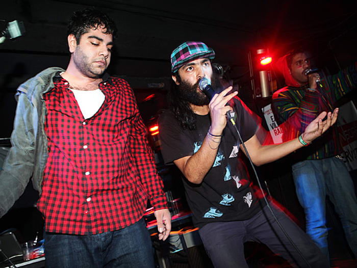 Das Racist (GettyImages , Roger Kisby)