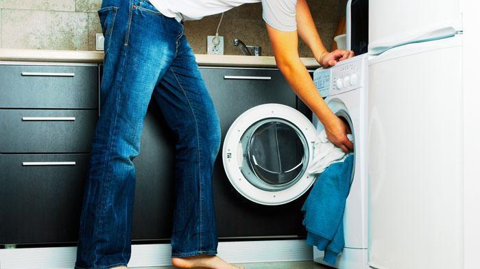 מותג חדש איך לנקות את מכונת הכביסה? - וואלה! בית ועיצוב XU-32