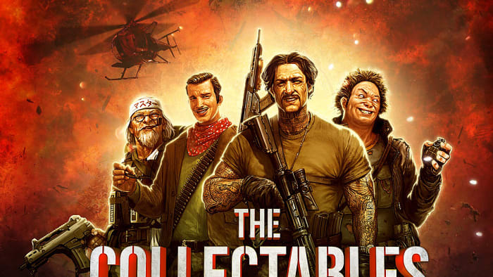 "the collectables (יח""צ)"