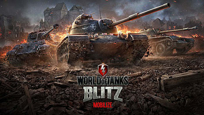 "world of tanks blitz (יח""צ)"