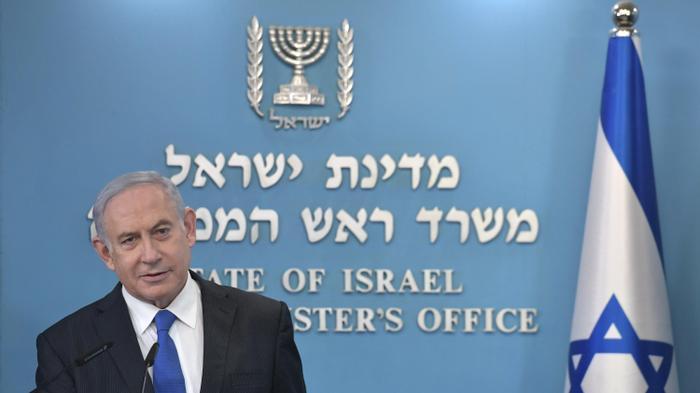 ראש הממשלה, בנימין נתניהו מציג את תכנית הסיוע למשק 9 ביולי 2020