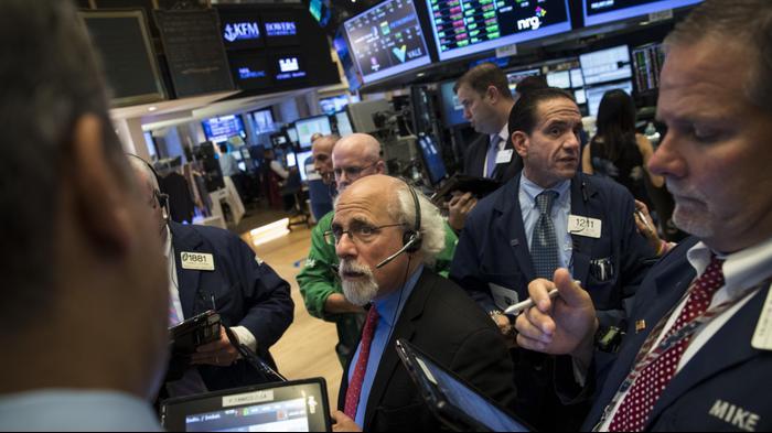 ירידות בשוק ההון וול סטריט