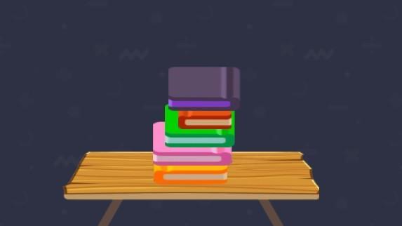מגדל ספרים. וואלה! כיף