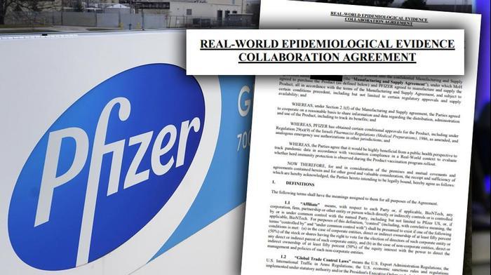מסמך פייזר, מפעל יצור של פייזר בפורטייג', מישיגן, 11 בדצמבר 2020. AP