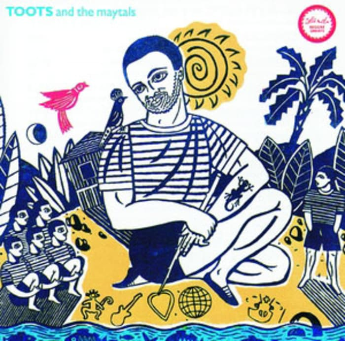 "עטיפת האלבום "" Toots & the Maytals "" (סריקה)"