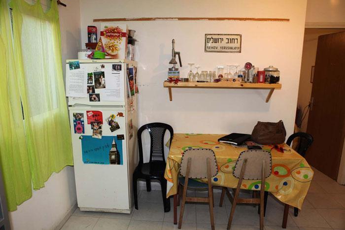 טוב מאוד דירת שותפים שכורה בקיבוץ ניר עם: מדור חדר משלהם בוואלה! בית OZ-15