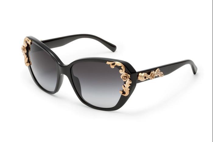 האופנה האופנתית משקפי שמש: מה מציעים מותגי היוקרה לקיץ 2013? - וואלה! אופנה DU-76