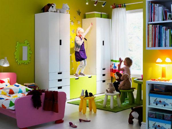 הוראות חדשות קטלוג הרהיטים של איקאה 2014 מתמקד במגורים עם ילדים - וואלה! בית ועיצוב YM-72