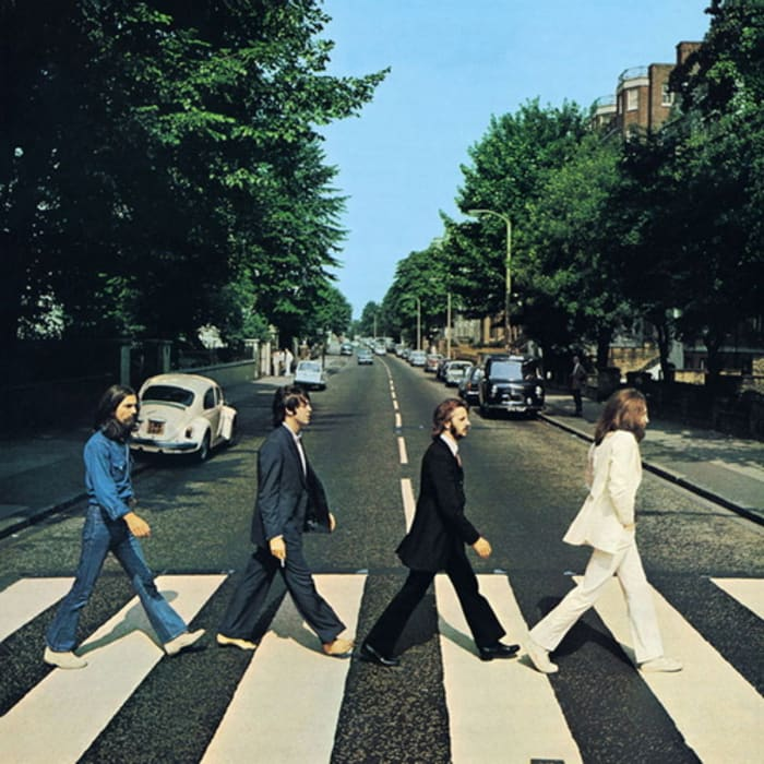 "The Beatles - Abbey Road (יח""צ , יחצנים)"