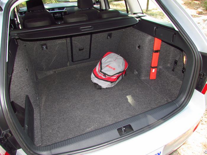 סנסציוני סקודה אוקטביה סטיישן היא מכונית משפחתית כמעט מושלמת - וואלה! רכב YS-75