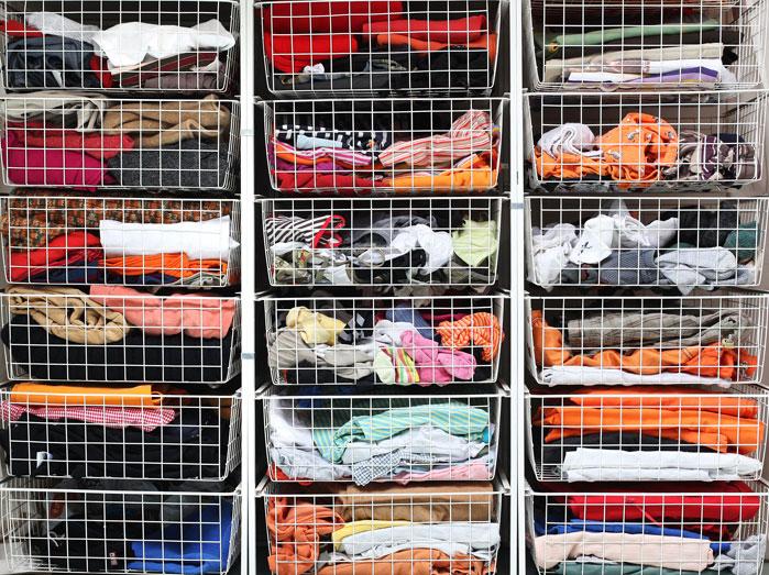 פנטסטי טיפים לסידור ארון בגדים של ילדים - וואלה! בית ועיצוב RN-75