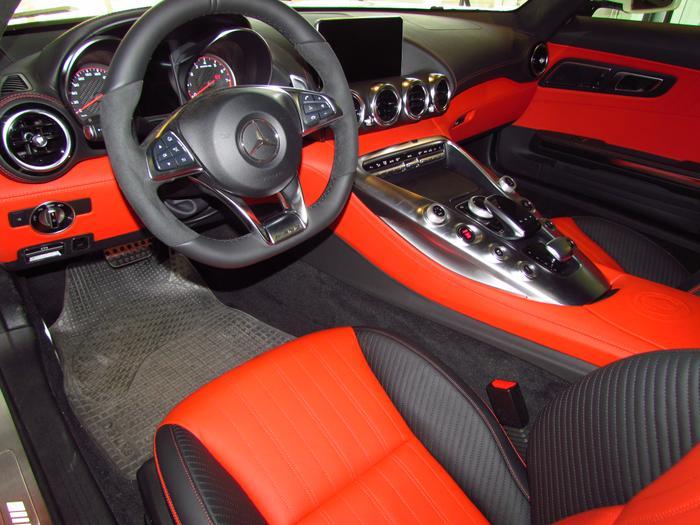 מסודר מרצדס AMG GT הגיעה לישראל והמחיר מעל מיליון וחצי שקל - וואלה! רכב RK-03