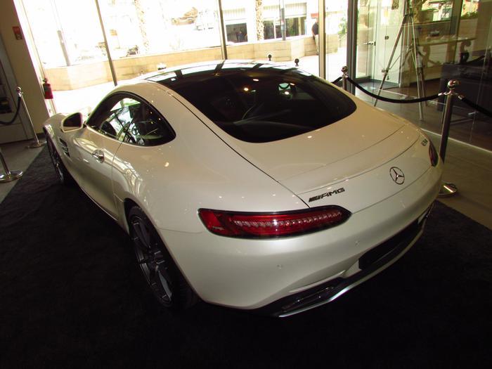 מתוחכם מרצדס AMG GT הגיעה לישראל והמחיר מעל מיליון וחצי שקל - וואלה! רכב BP-55