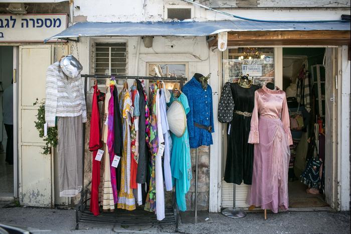 מפוארת ושל נחושת ושל עור: המדריך למציאת אוצרות וינטג' בירושלים - וואלה! אופנה AK-36