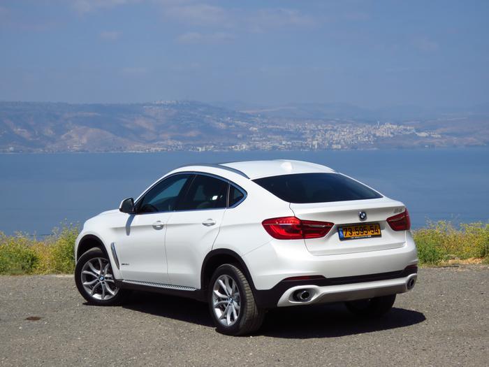 שונות ב.מ.וו X6 החדש לא רק משפר את האיכות, אלא גם את התדמית - וואלה! רכב VY-08
