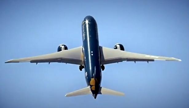 מטוס החלומות בואינג 787-9 (צילום מסך , Boeing, youtube)