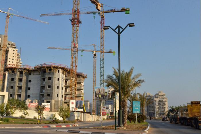 מיוחדים אושרה תוכנית מתאר לבאר יעקב: תוספת של יותר מ-8,000 דירות - וואלה YI-59