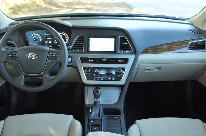 מתקדם יונדאי סונטה היברידית limited במבחן דרכים - וואלה! רכב VP-59