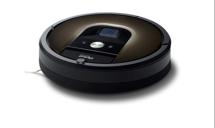 מפוארת שמחת בית השואבה: iRobot רומבה 980 החדש שואב בלתי נלאה - וואלה! TECH MF-84