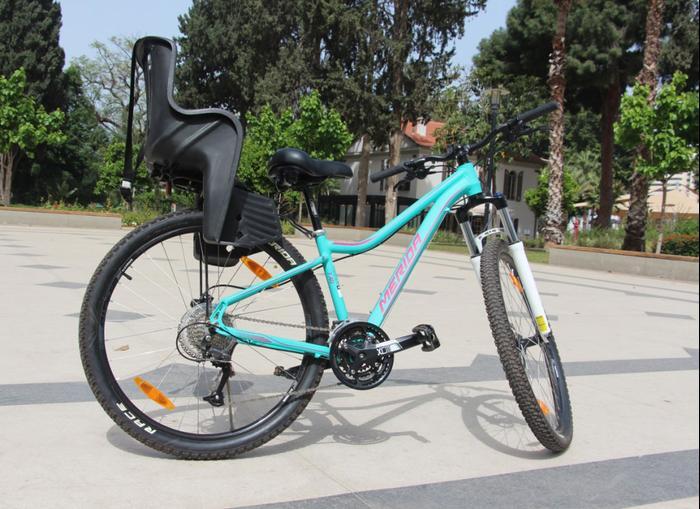 מפואר מרידה ג'ולייט: אופניים לאשה הספורטיבית - וואלה! רכב MZ-88