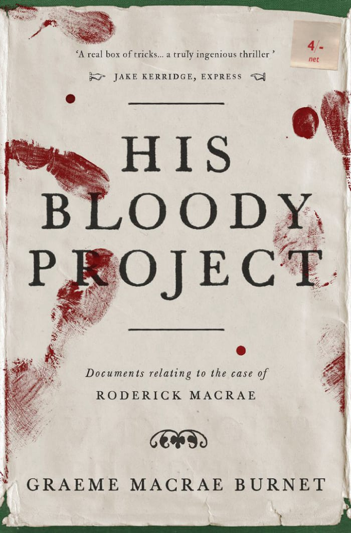"""His Bloody Project"", גרים מקריי בארנט (יח""צ)"