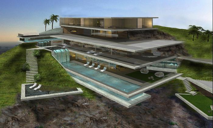 מתקדם האדריכלים הישראלים שעשו את לוס אנג'לס - וואלה! בית ועיצוב DR-93
