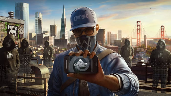 Watch Dogs 2 (צילום מסך)